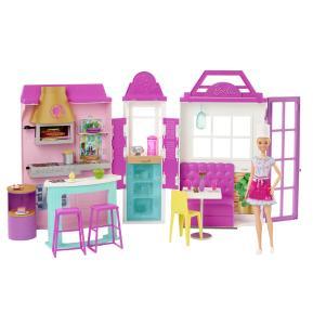 Mattel Barbie Εστιατόριο HBB91