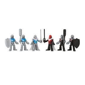 Fisher Price Imaginext Ιππότες Φιγούρες Μάχης Multipack HCG46