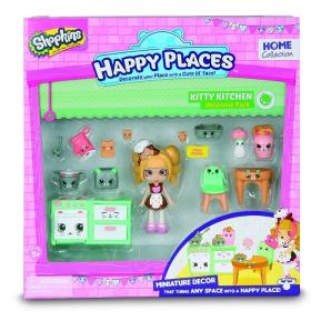Shopkins Happy Places Kitty Kitchen (HPH01001)