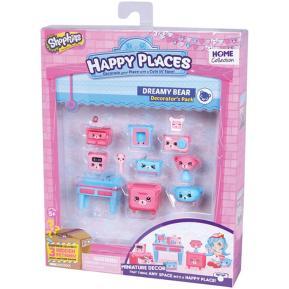 Shopkins Happy Places Σετ Dreamy Bear (HPH02511A)
