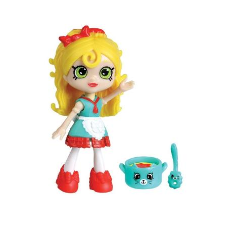 Shopkins Happy Places Mini Kitty Kitchen Spaghetti Sue (HPH04011)-1