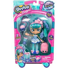 Shopkins Shoppiew S8 Κούκλες Macy Macaron