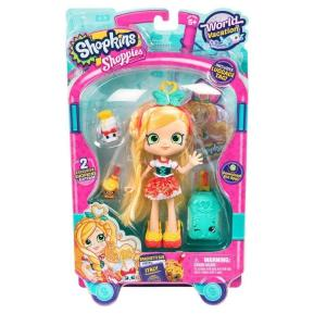 Shopkins Shoppies S8 Κούκλες Spaghetti Sue