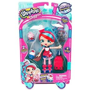 Shopkins Shoppies S8 Κούκλες Jessicake