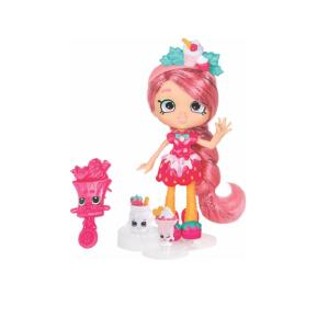 Shopkins S3 Κούκλες Shoppies Lucy Smoothie