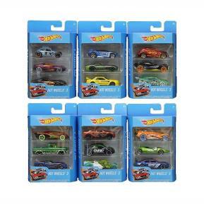 Hot Wheels Αυτοκινητακια Σετ των 3