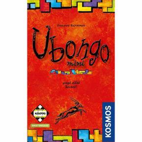 Kaissa Επιτραπέζιο Ubongo Mini (KA113742)