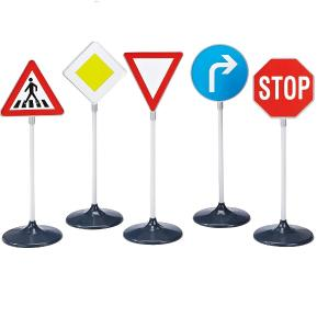 Klein Traffic Signs 5 τμχ