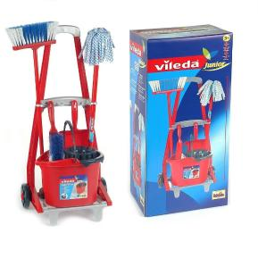 Klein Vileda Cleaning Trolley