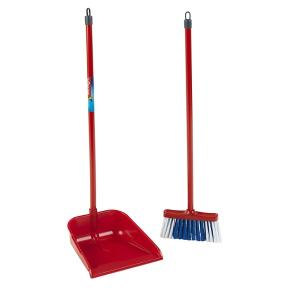 Vileda Shovel With Broom