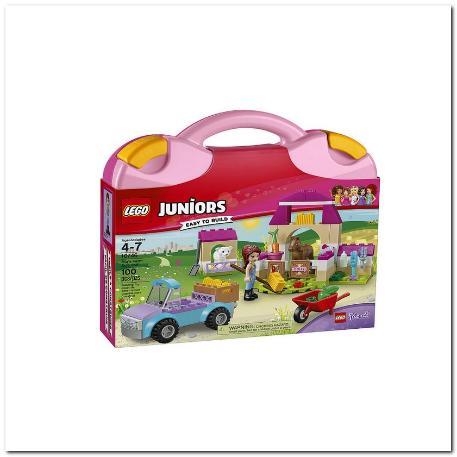 Lego Mia's Farm Suitcase-0