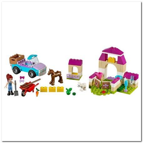 Lego Mia's Farm Suitcase-1