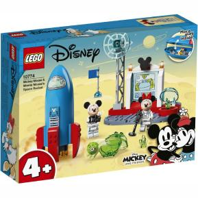 Lego Disney Mickey Mouse & Minnie Mouse's Space Rocket 10774