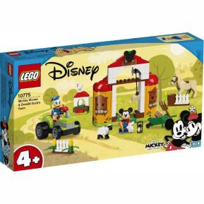 Lego Disney Mickey Mouse & Donald Duck's Farm 10775