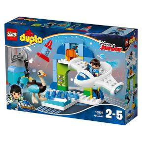 Lego Miles Stellosphere Hangar