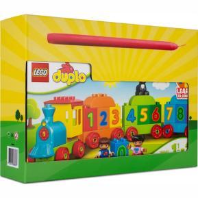Λαμπάδα Lego Duplo Number Train 10847