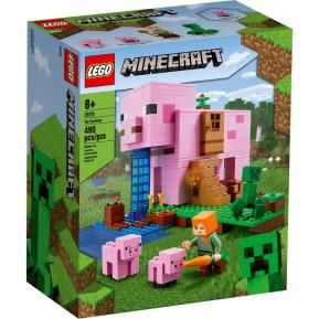Lego Minecraft The Pig House 21170