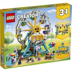 Lego Creator 3 in 1 Ferris Wheel 31119