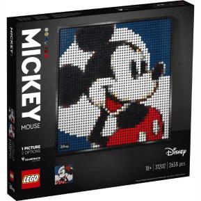 Lego Creator Art Disney's Mickey Mouse 31202