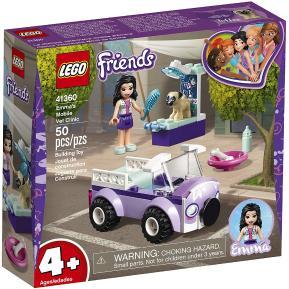Lego Friends Emmas Mobile Vet Clinic (41360)