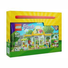 Λαμπάδα Lego Friends Heartlake City Organic Café 41444