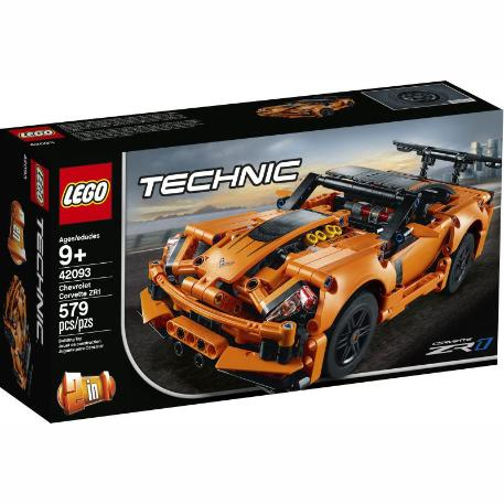 Lego Technic Chevrolet Corvette ZR1 (42093)-0