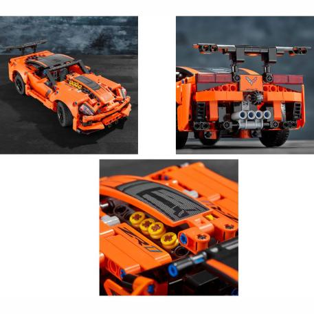 Lego Technic Chevrolet Corvette ZR1 (42093)-1