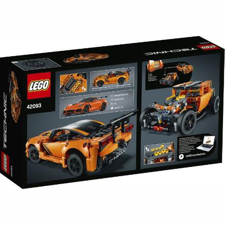 Lego Technic Chevrolet Corvette ZR1 (42093)-2