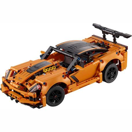 Lego Technic Chevrolet Corvette ZR1 (42093)-3