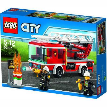 Fire Ladder Truck-0