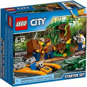 Lego Jungle Starter Set (60157)