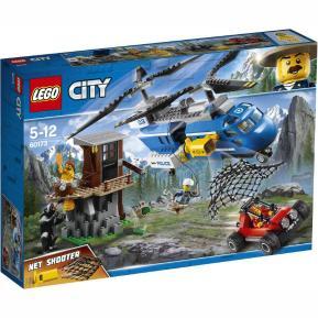 Lego Mountain Arrest