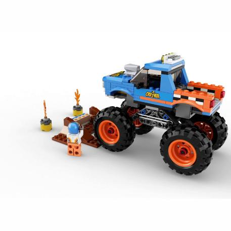 Lego Monster Truck-0