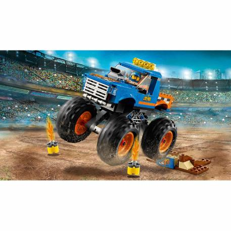 Lego Monster Truck-1