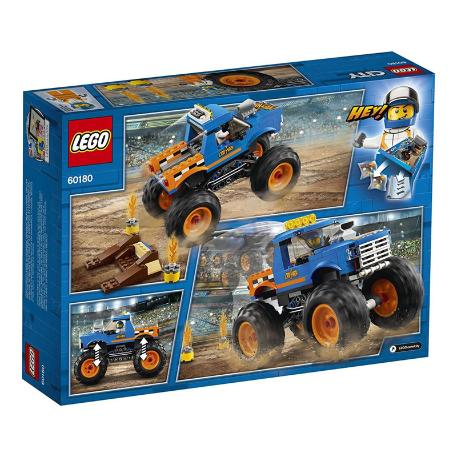 Lego Monster Truck-2