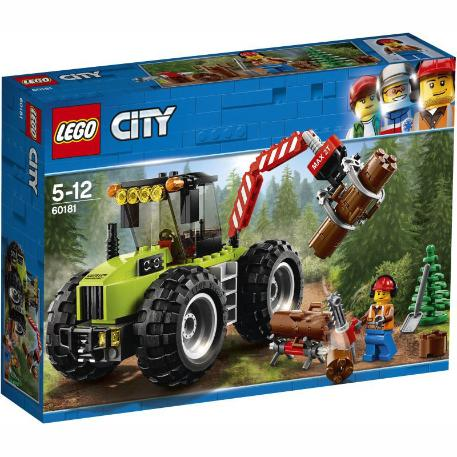Lego Forest Tractor-0