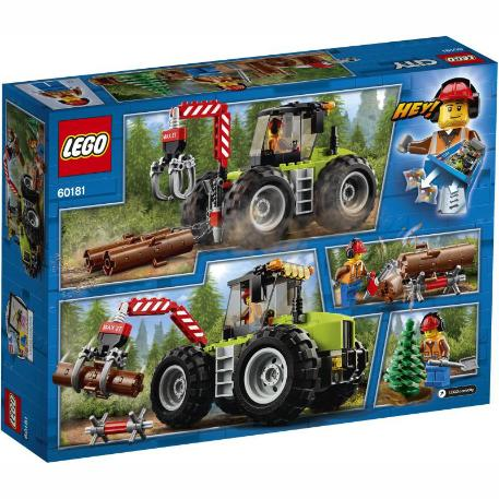 Lego Forest Tractor-2