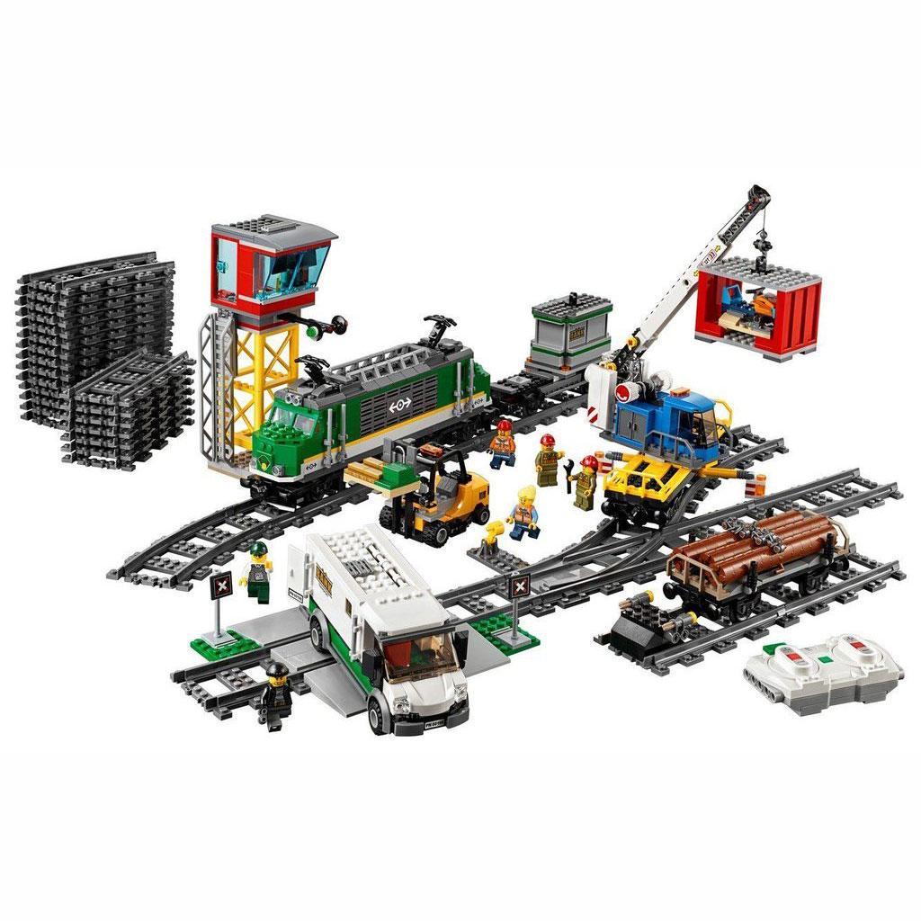 Lego Cargo Train (60198)