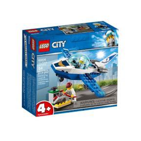 Lego City Sky Police Jet Patrol (60206)