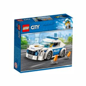 Lego City Police Patrol Car (60239)