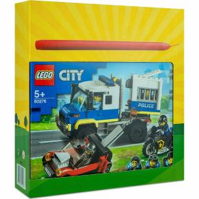 Λαμπάδα Lego City Police Police Prisoner Transport 60276