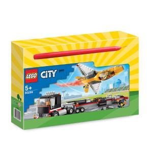 Λαμπάδα Lego City Airshow Jet Transporter 60289