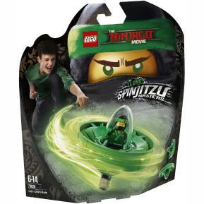 Lego Lloyd - Spinjitzu Master (70628)