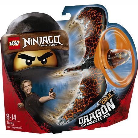 Lego Cole - Dragon Master-0