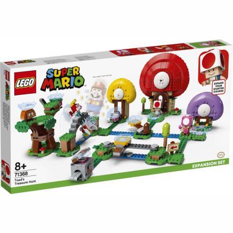 Lego Super Mario Toad's Treasure Hunt Expansion Set (71368)-0