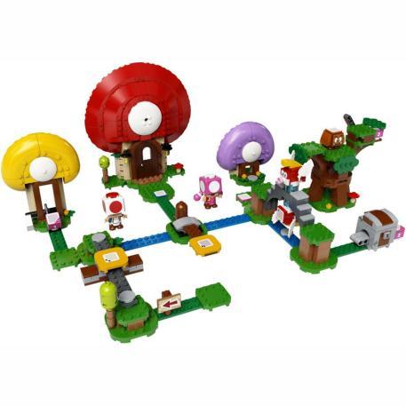 Lego Super Mario Toad's Treasure Hunt Expansion Set (71368)-1