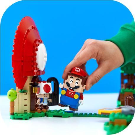 Lego Super Mario Toad's Treasure Hunt Expansion Set (71368)-2