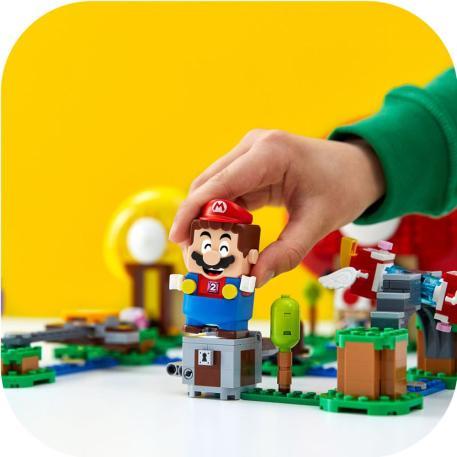 Lego Super Mario Toad's Treasure Hunt Expansion Set (71368)-4