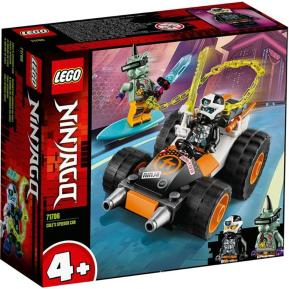 Lego Ninjago Cole's Speeder Car (71706)
