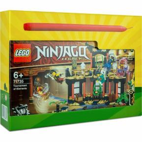 Λαμπάδα Lego Ninjago Tournament of Elements 71735